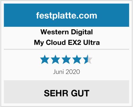 Western Digital My Cloud EX2 Ultra Test