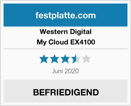 Western Digital My Cloud EX4100 Test