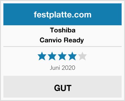 Toshiba Canvio Ready  Test