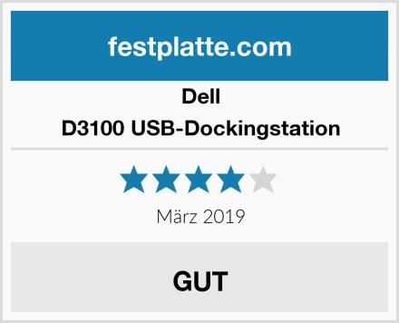Dell D3100 USB-Dockingstation Test