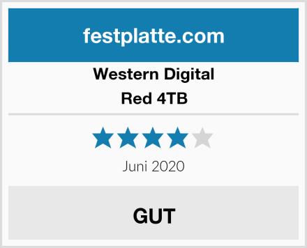 Western Digital Red 4TB Test
