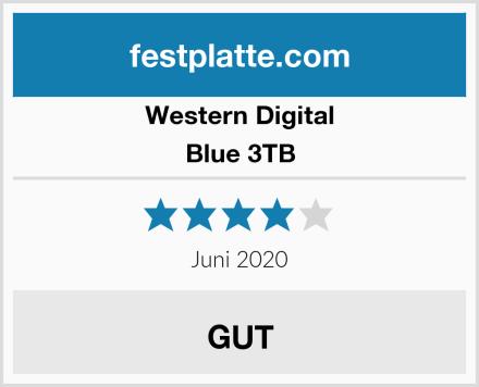 Western Digital Blue 3TB Test