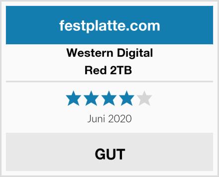 Western Digital Red 2TB  Test