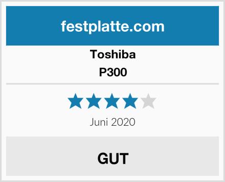 Toshiba P300 Test