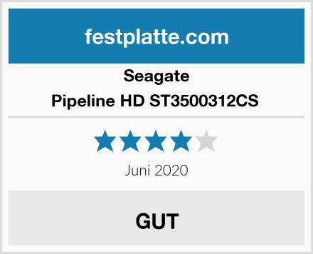 Seagate Pipeline HD ST3500312CS  Test