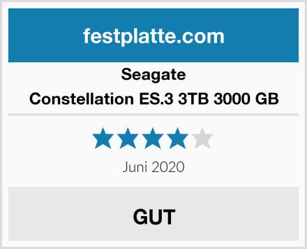 Seagate Constellation ES.3 3TB 3000 GB Test
