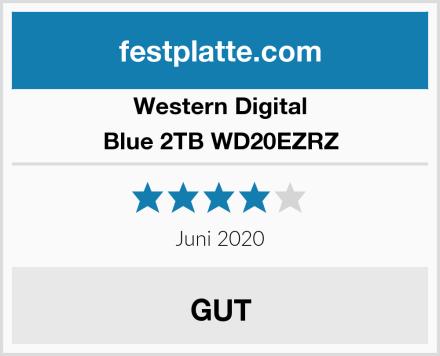 Western Digital Blue 2TB WD20EZRZ Test