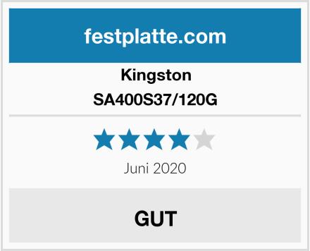 Kingston SA400S37/120G Test