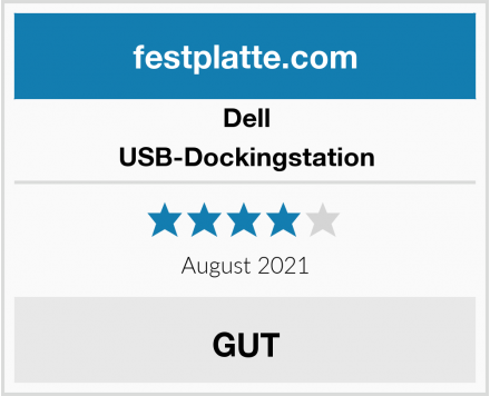 Dell USB-Dockingstation Test