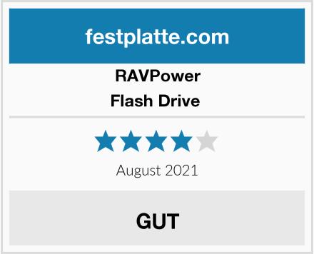 RAVPower Flash Drive  Test