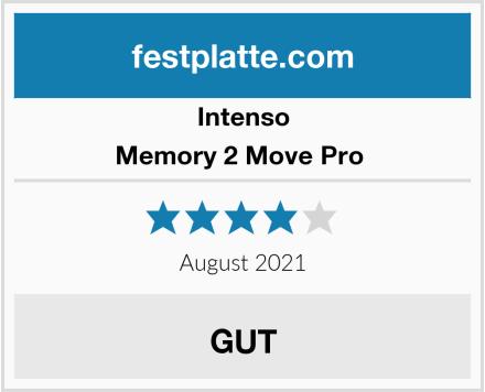 Intenso Memory 2 Move Pro  Test