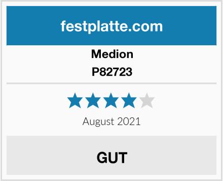 Medion P82723 Test