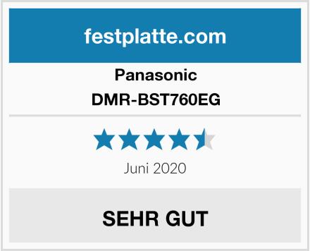 Panasonic DMR-BST760EG Test
