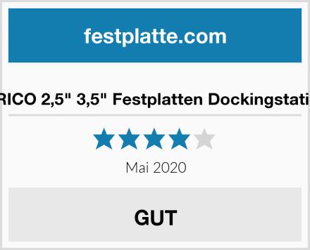 """ORICO 2,5"""" 3,5"""" Festplatten Dockingstation Test"""