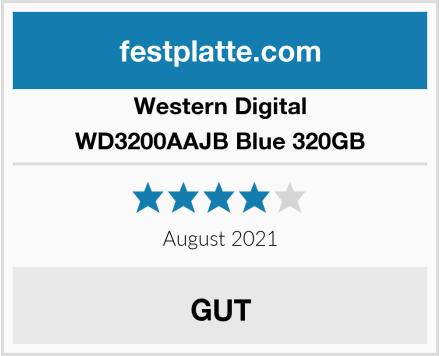 Western Digital WD3200AAJB Blue 320GB Test