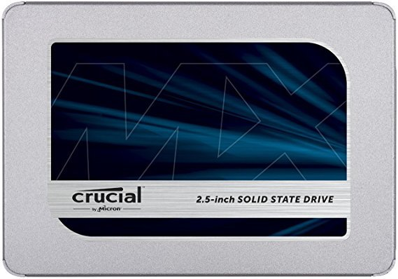 Crucial MX500 CT250MX500SSD1(Z) 250GB