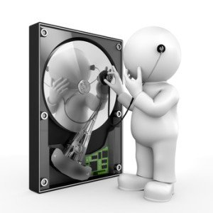 Was tun, wenn die Festplatte kaputt ist?