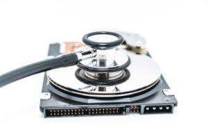 Was tun, wenn die Festplatte nicht mehr erkannt wird