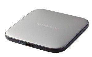Freecom Mobile Drive Sq 500 GB Festplatte