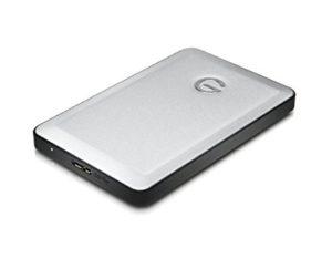 G-Tech by Hitachi G-DRIVE 1 TB Festplatte