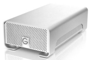 G-Tech by Hitachi G-RAID Thunderbolt 8 TB Festplatte