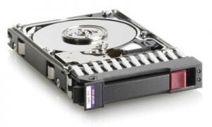 Hewlett Packard Festplatten