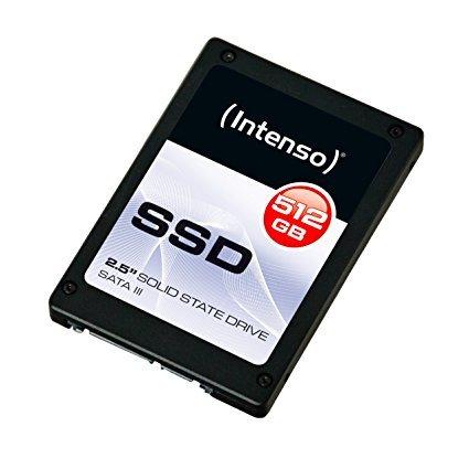 Intenso SSD-Festplatte 512GB