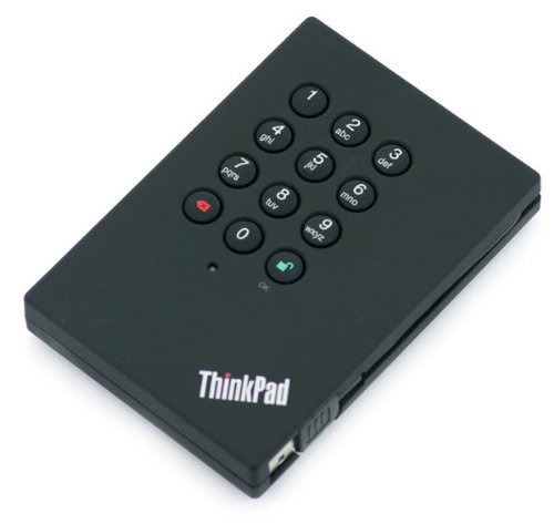 Lenovo ThinkPad USB 3.0 Secure HDD 500GB