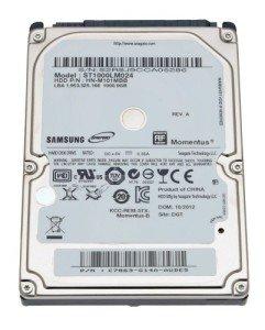 Packard Bell EasyNote LS11HR Serie Festplatte