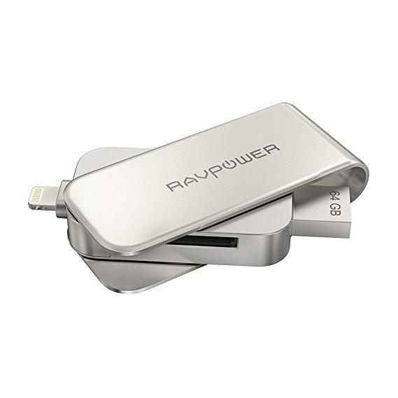 RAVPower 64GB iPhone Flash Laufwerk