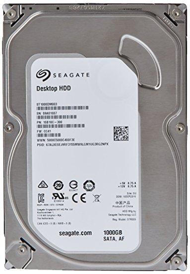 Seagate Desktop HDD ST1000DM003