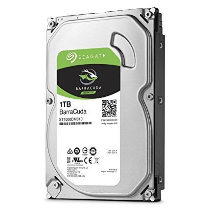 Seagate ST1000DM010 Barracuda 1 TB