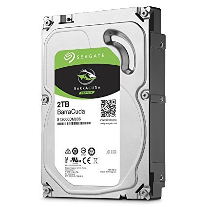 Seagate ST2000DM006 BarraCuda 2 TB