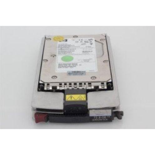 Hewlett Packard Festplatte mit 72,8 GB