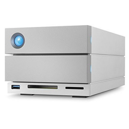LaCie STGB8000400 2big Dock Thunderbolt 3 8 TB