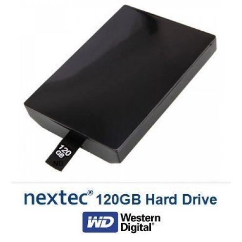 Nextec Interne Festplatte für Microsoft Xbox 360 Slim Konsole