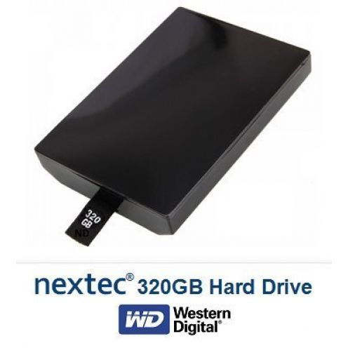 Nextec Xbox 360 Slim Festplatte (120 GB)