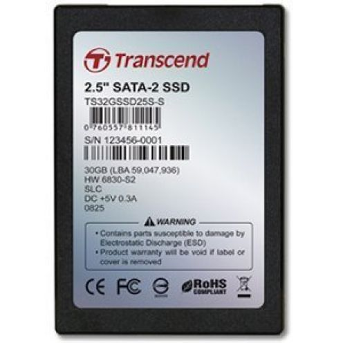 Transcend TS32GSSD25S-M Festplatte