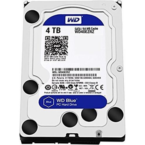 Western Digital Blue 4TB WD40EZRZ