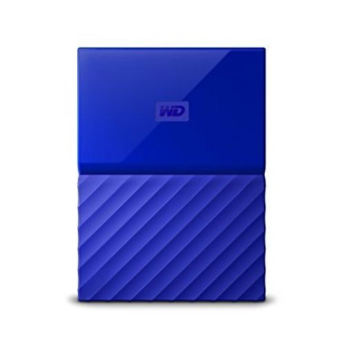 Western Digital My Passport Mobile WDBYFT0040BBL-WESN