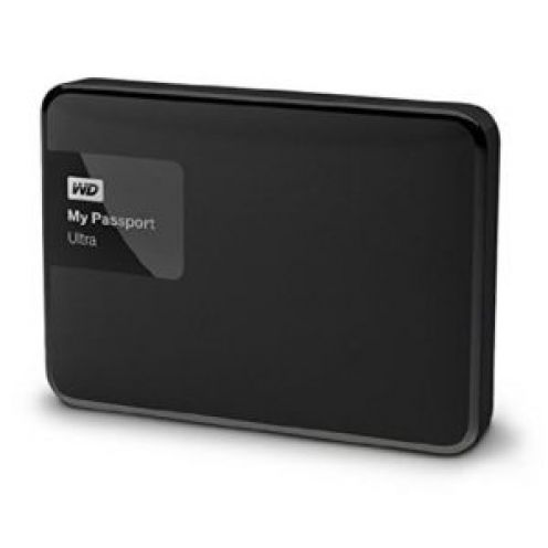 Western Digital My Passport Ultra Festplatte