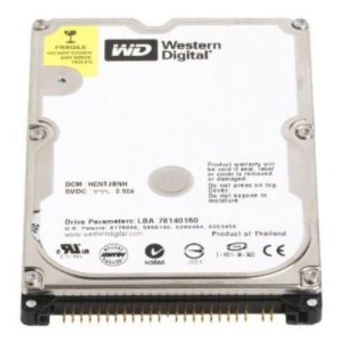 Western Digital WD2500BEVE Scorpio Festplatte