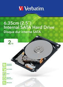 Verbatim 53163 Festplatte