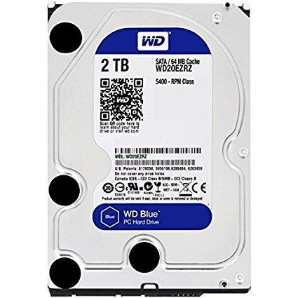 Western Digital Blue 2TB BULK WD20EZRZ