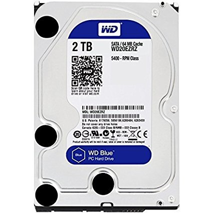 Western Digital Blue 2TB WD20EZRZ