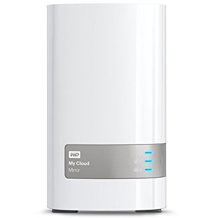 Western Digital My Cloud Mirror Gen 2