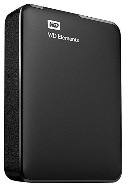 Western Digital WDBU6Y0015BBK-WESN